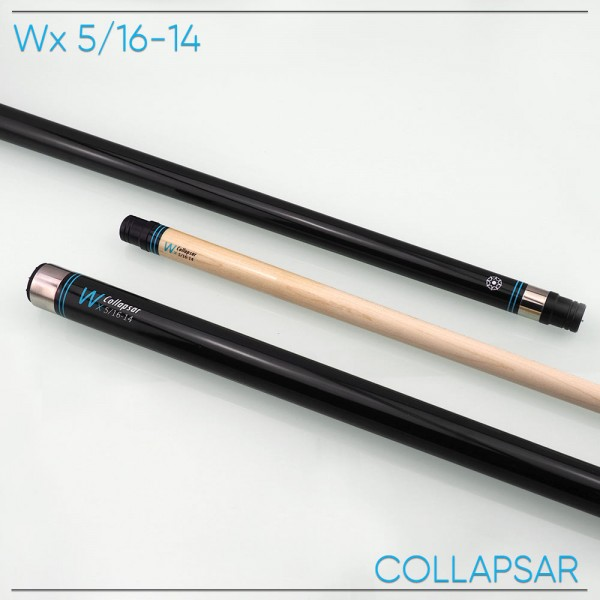 STECCA PER POOL COLLAPSAR WX BLACK