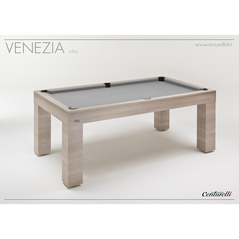 Pool venezia chic 180 x 90 biliardi tavolo biliardi - Carambola tavolo da pranzo ...