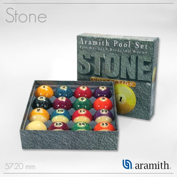 SET BILIE  STONE COLLECTION  57,2MM