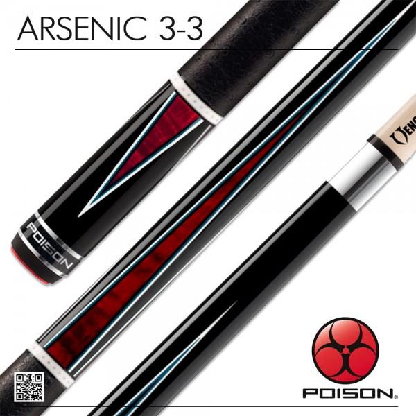 STECCA POISON ARSENIC 3-3