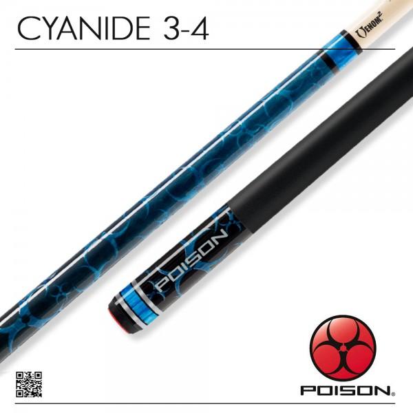 STECCA POISON CYANIDE 3-4