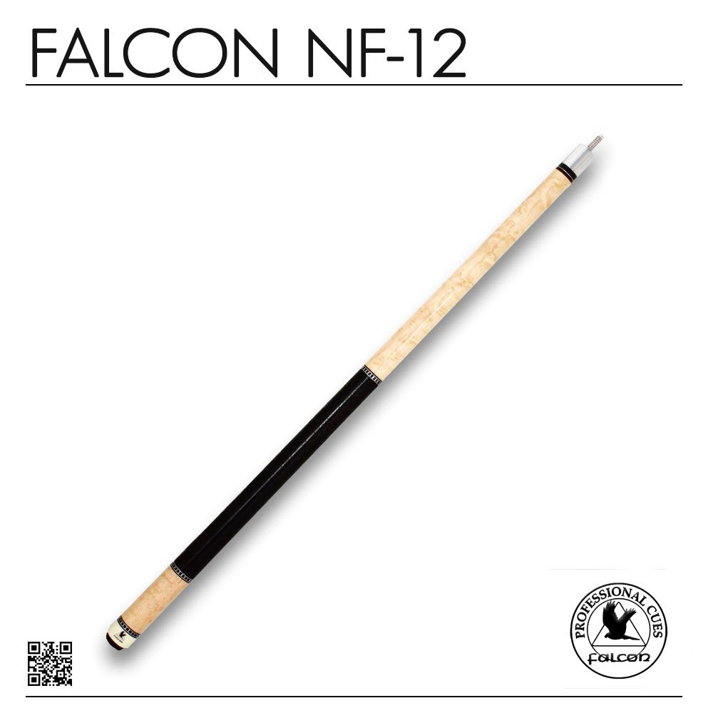 CUE FALCON NF12 light brown/dotted rings